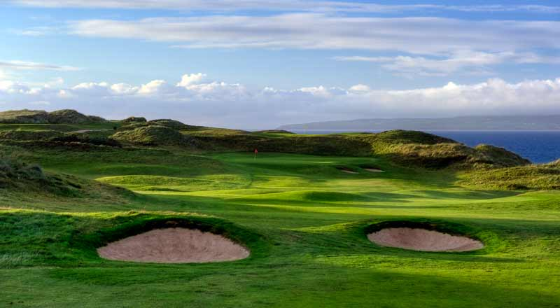 Tralee Golf Club   private golf tours of Ireland