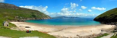 Keem Bay, Achill Island, Co. Mayo   Small Group Tours Ireland