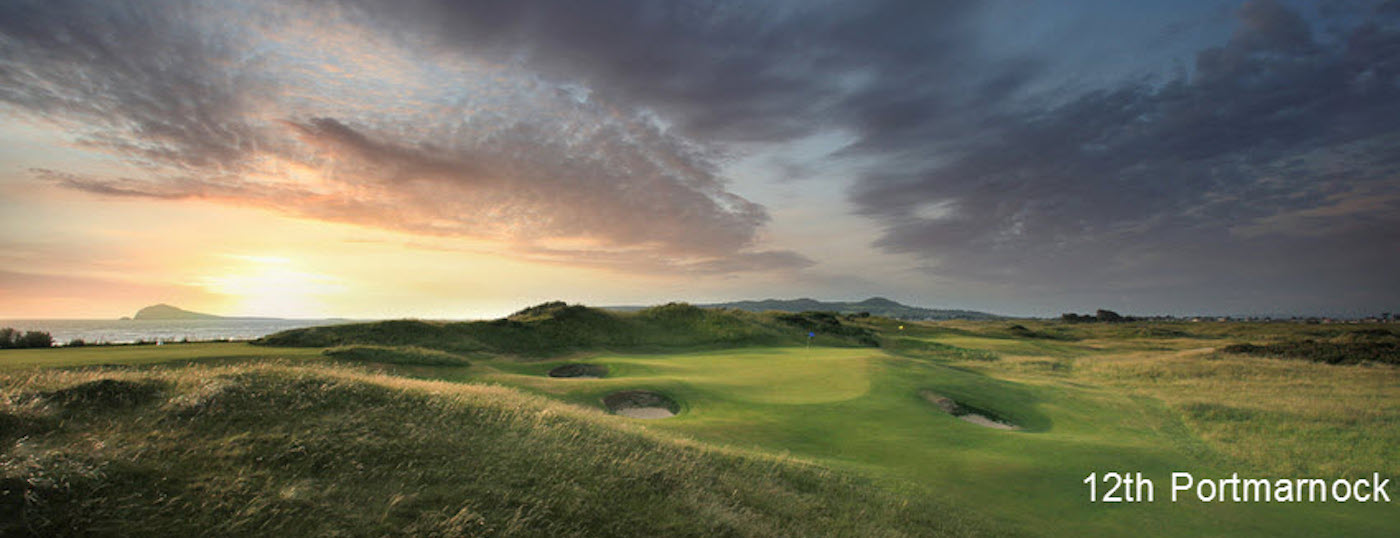 The Portmarnock Golf Club where you can play on a ExecutiveTours Golf Tour