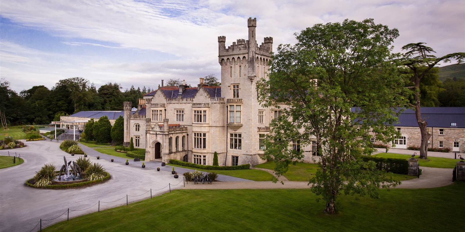 Lough Eske Castle | Private Escorted Tours of Ireland