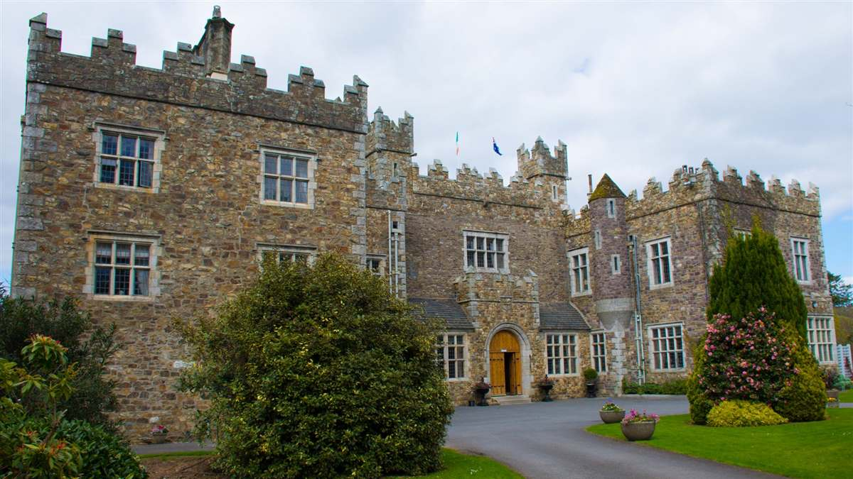 Waterford Castle |  Deluxe Chauffeur Drive Ireland