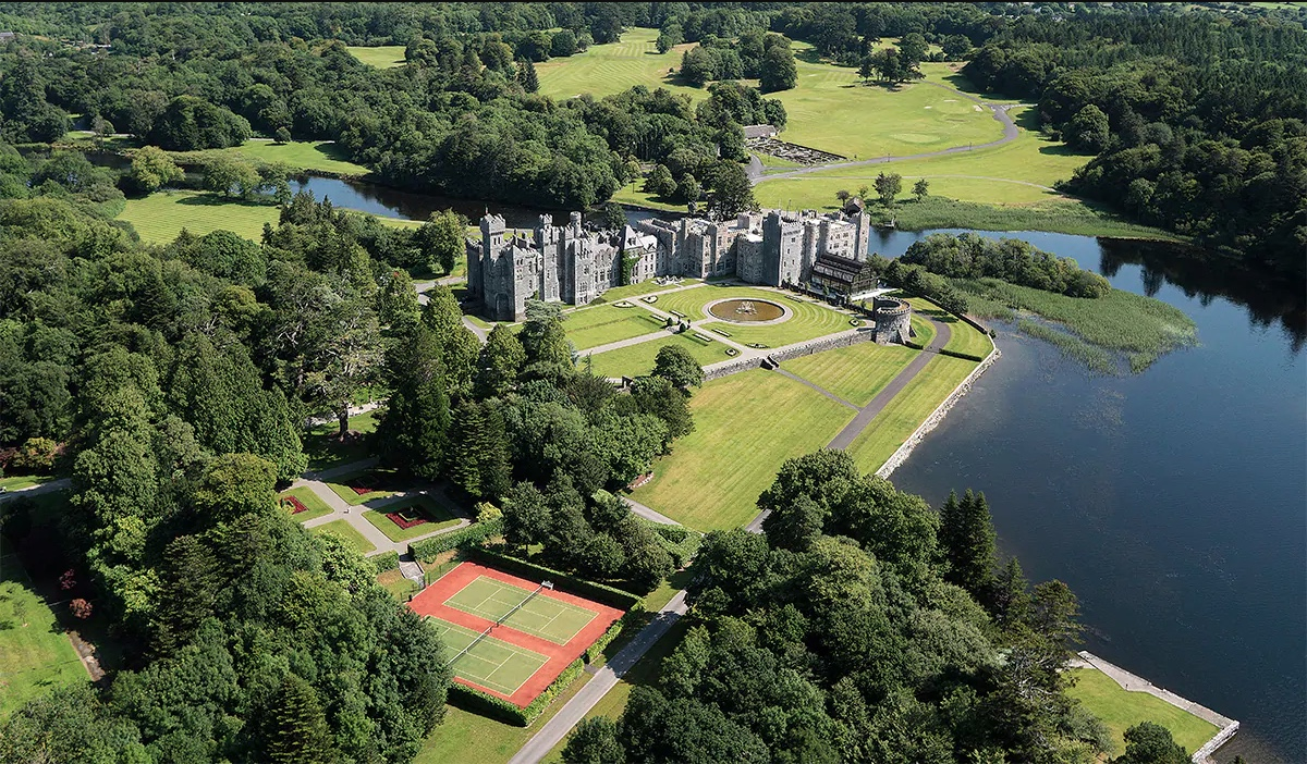 Ashford Castle   Ireland Private Guided Tours
