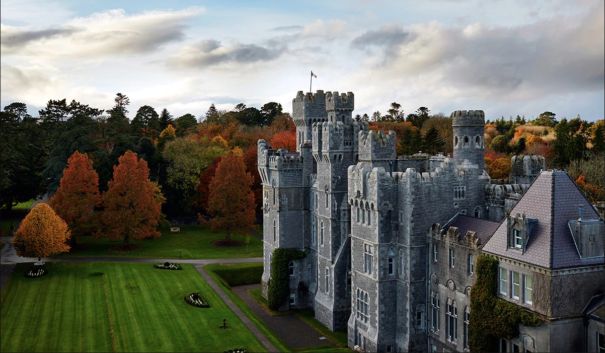 Ashford Castle | Chauffeur Driver Guided Transport Ireland
