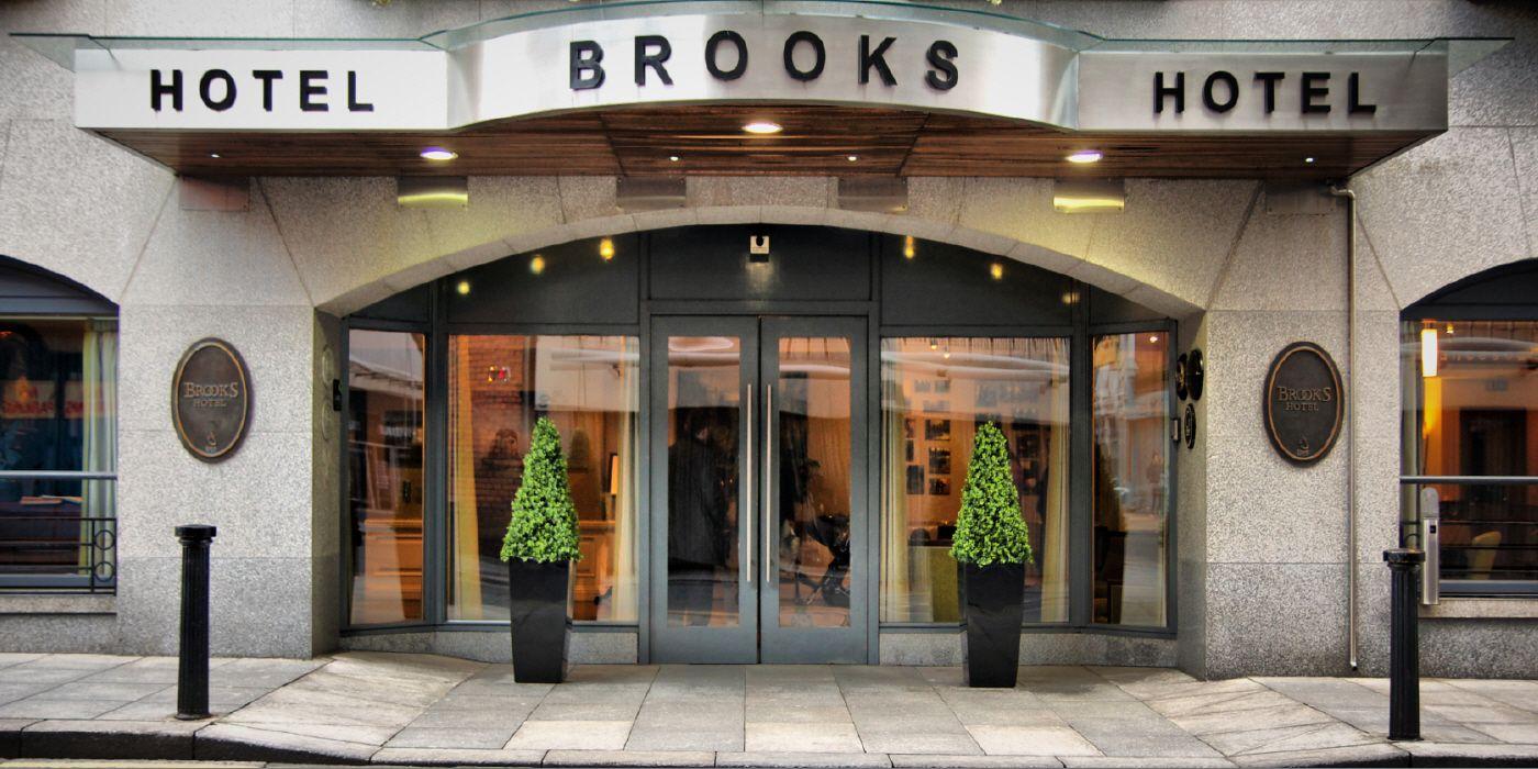 Brooks Hotel Dublin | Personal Driver Ireland