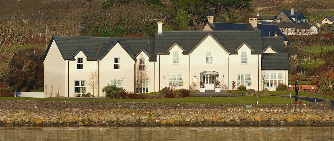Castlewood House Dingle | Private Chauffeur Ireland