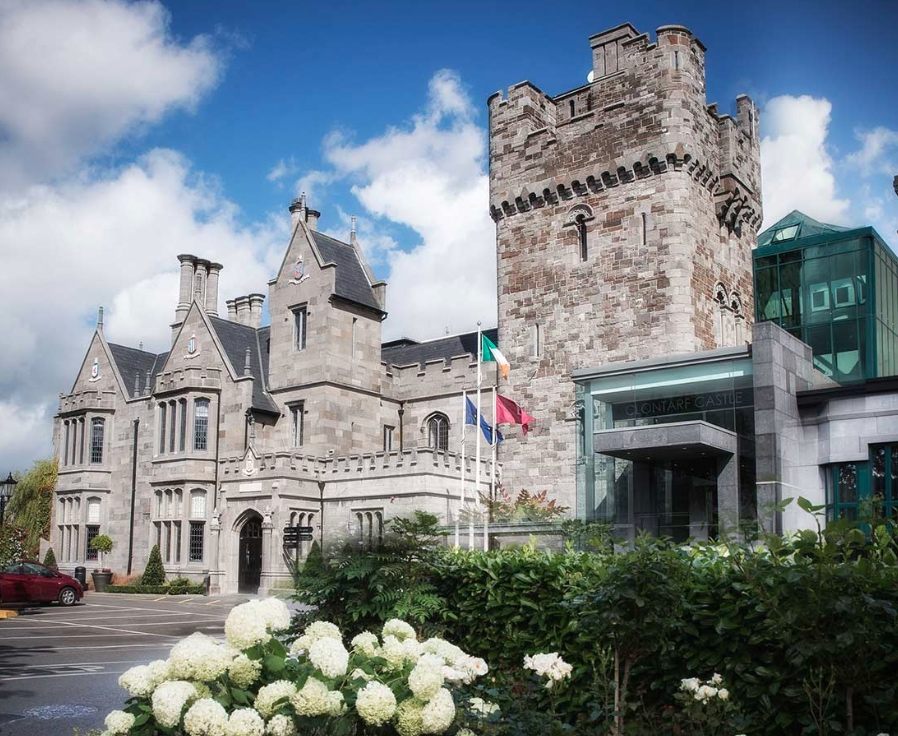 Clontarf Castle | Personal Chauffeur Ireland