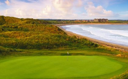 Luxury Golf Tour Vacatons Ireland
