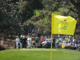 Irish golf vacations | Masters Tournament