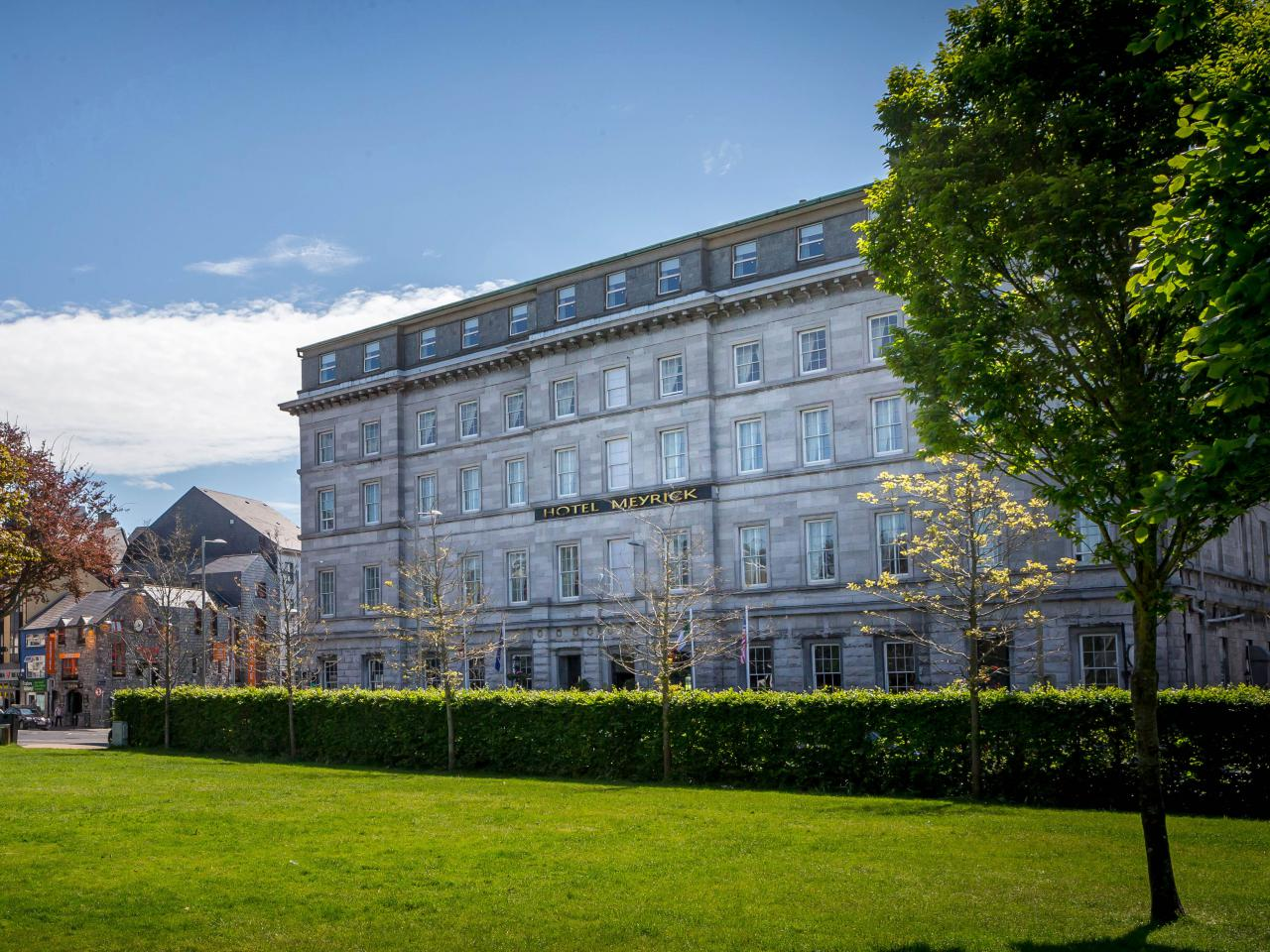 The Meyrick Hotel Galway | Personal Chauffeur Ireland