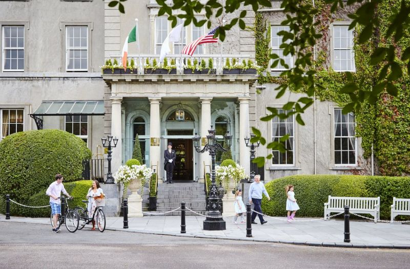 The Great Southern Hotel Killarney | Personal Chauffeur Ireland