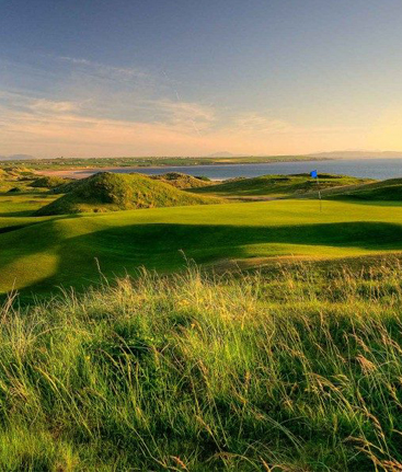 customized golf vacation Ireland