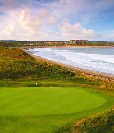 Deluxe Golf Packages Ireland