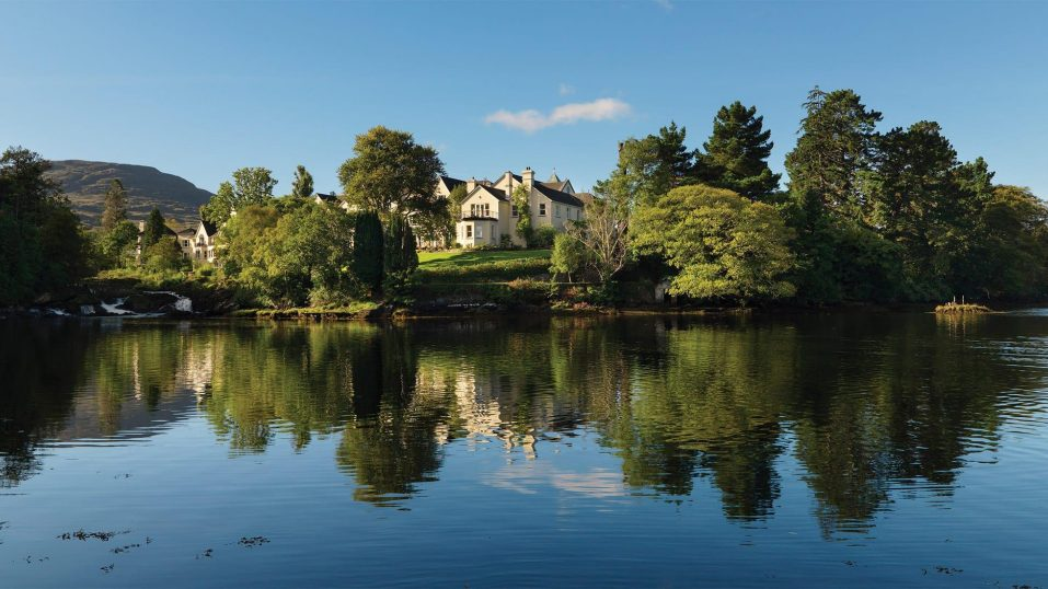 Sheens Falls Lodge Hotel |  Deluxe Chauffeur Drive Ireland