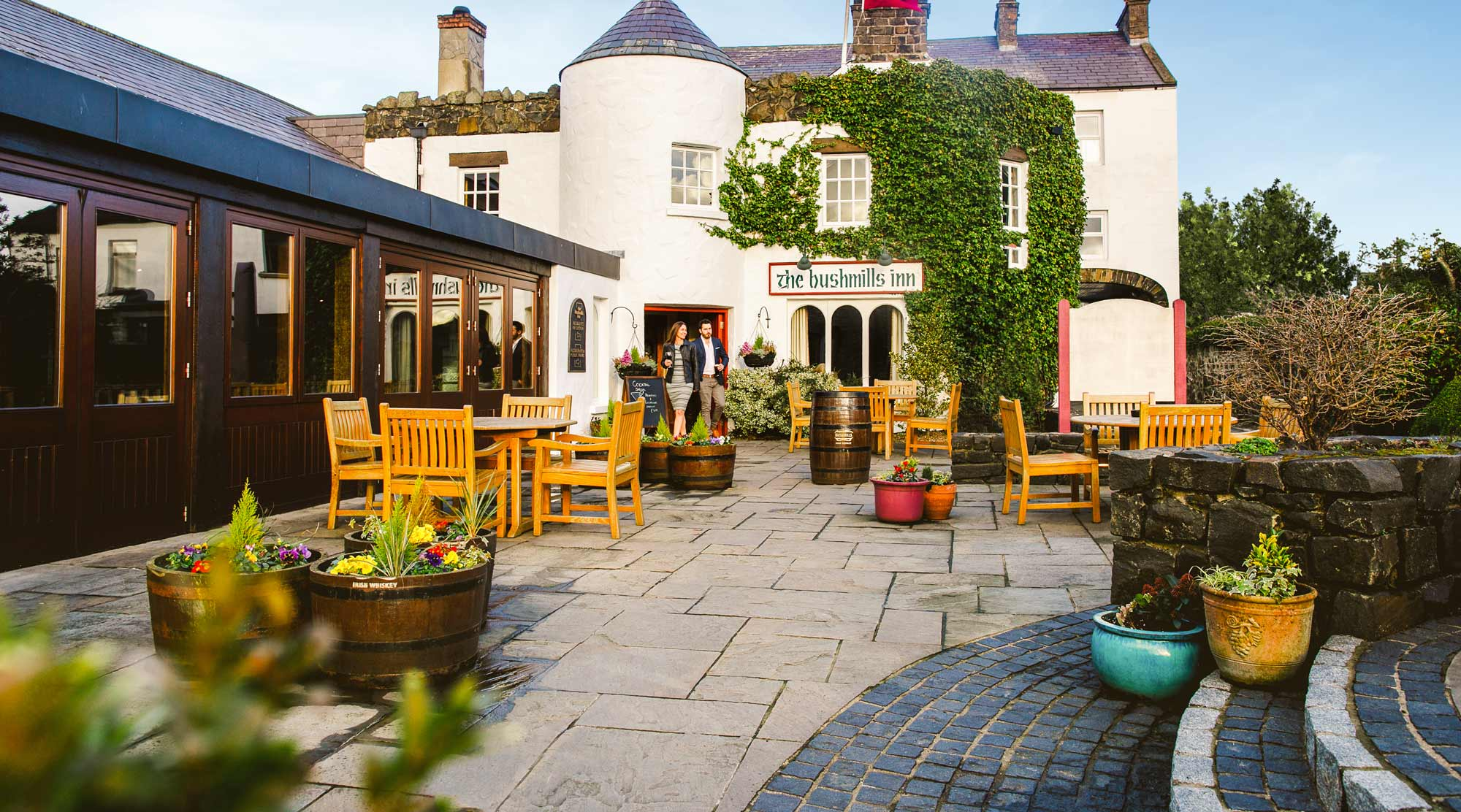 Bushmills Inn | Private Chauffeur Ireland