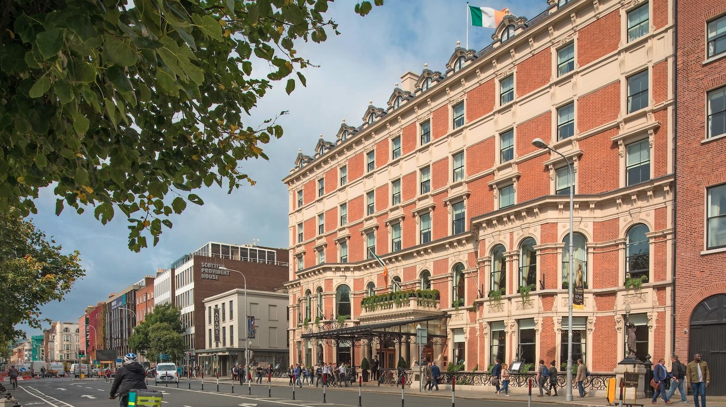 The Shelbourne Hotel |  Luxury Chauffeur Ireland