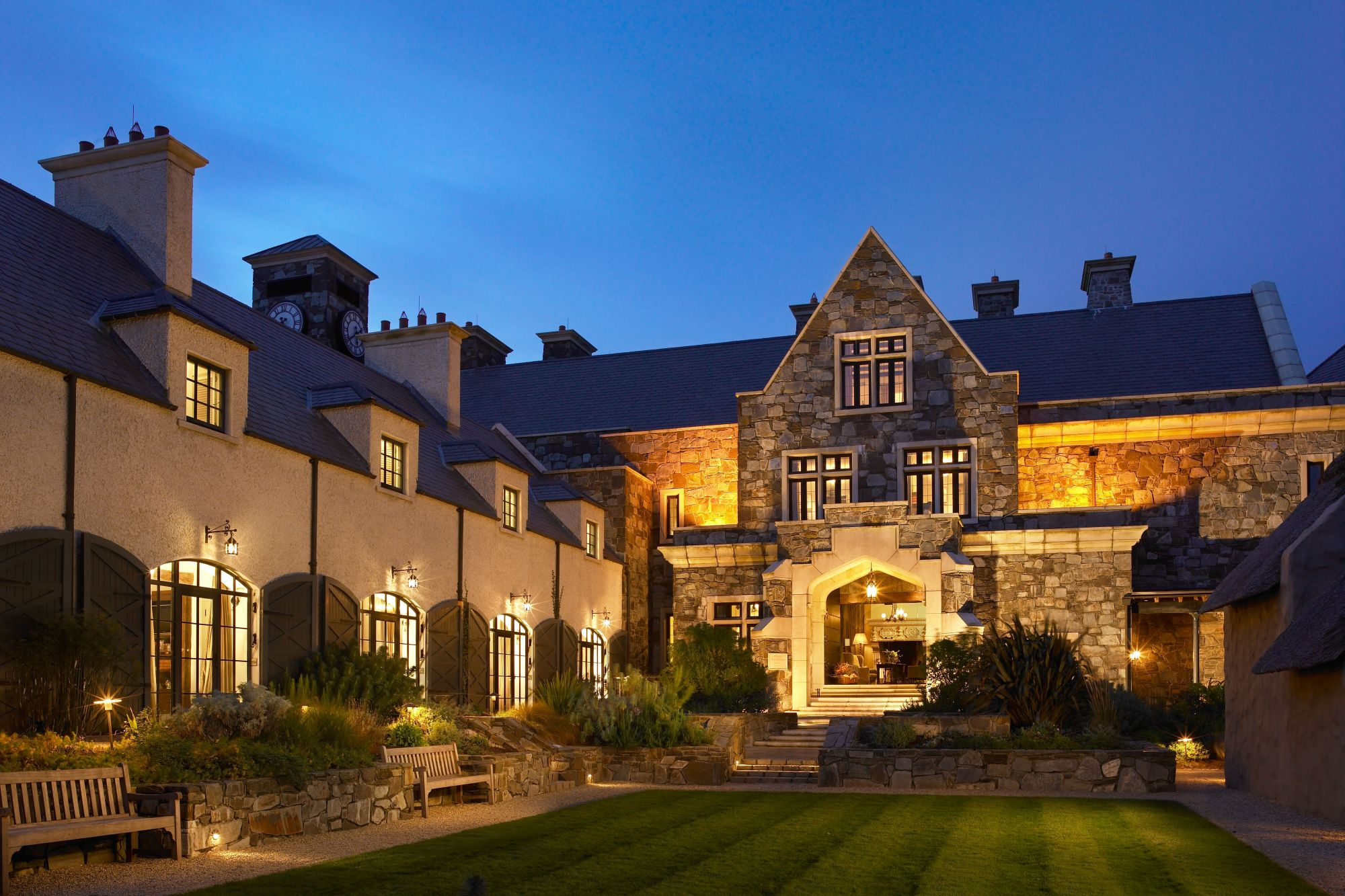 The Trump International Hotel Doonbeg | Golf Tours Ireland