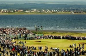 The 2004 Open Golf Royal Troon Scotland