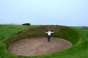 Carnoustie Hole 14 Spectacles