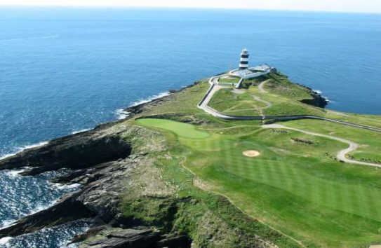Irish golf vacationsr