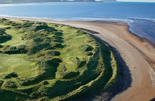 Waterville | luxury golf vacations ireland