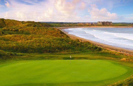 Doonbeg   Ireland Golf Vacations