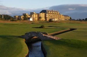 Old Course St. Andrew's Fife