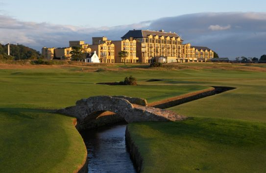 Old Course St. Andrew's Fife | Luxury Golf Vacation