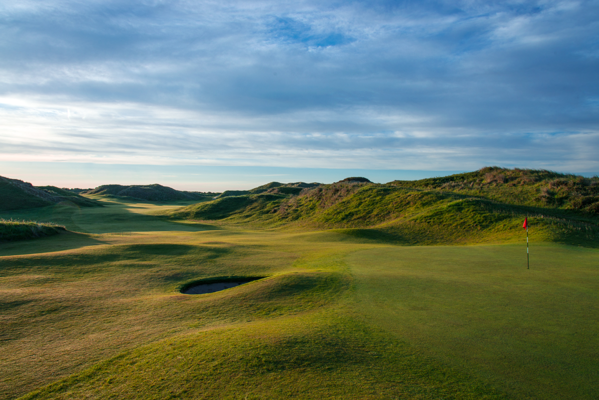 Island Golf Club | luxury golf vacations Ireland
