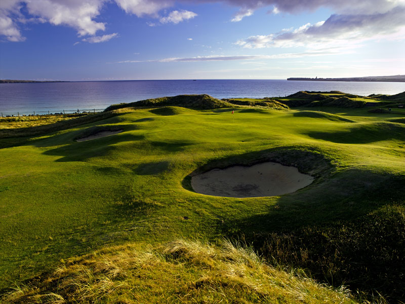 Lahinch Golf Club | private golf tours of Ireland