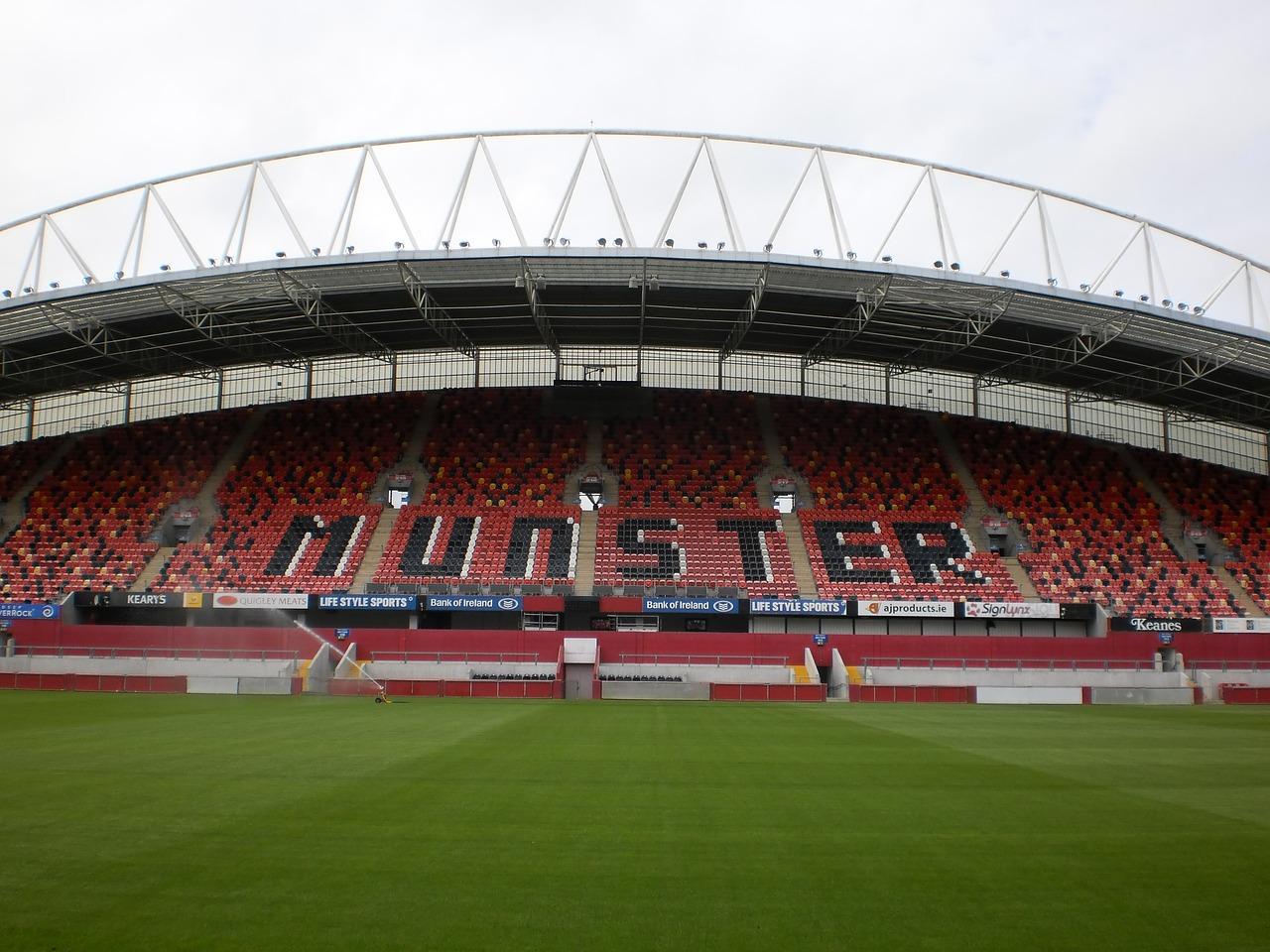 Munter Rugby Stadium Limerick | Private Tours Ireland