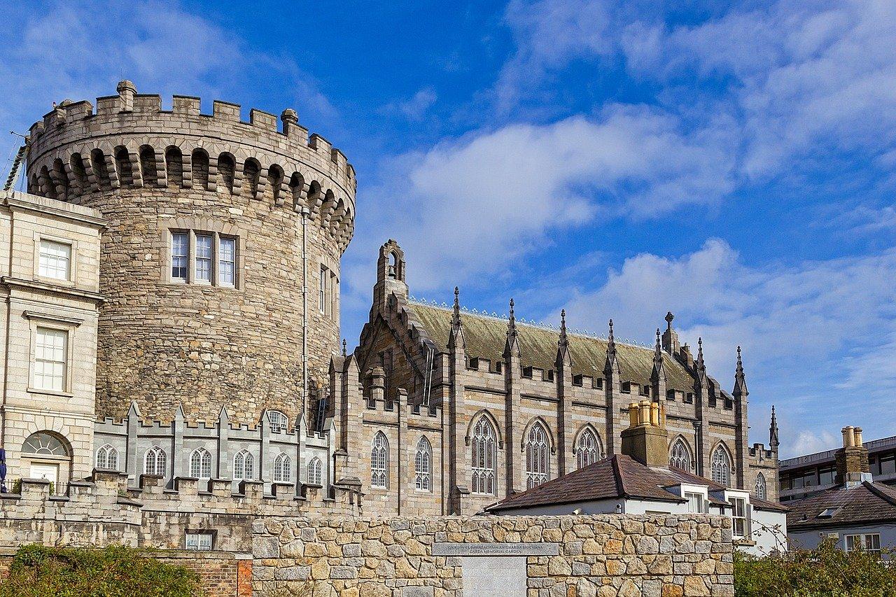 Dublin Castle | Deluxe Discover Ireland Tour