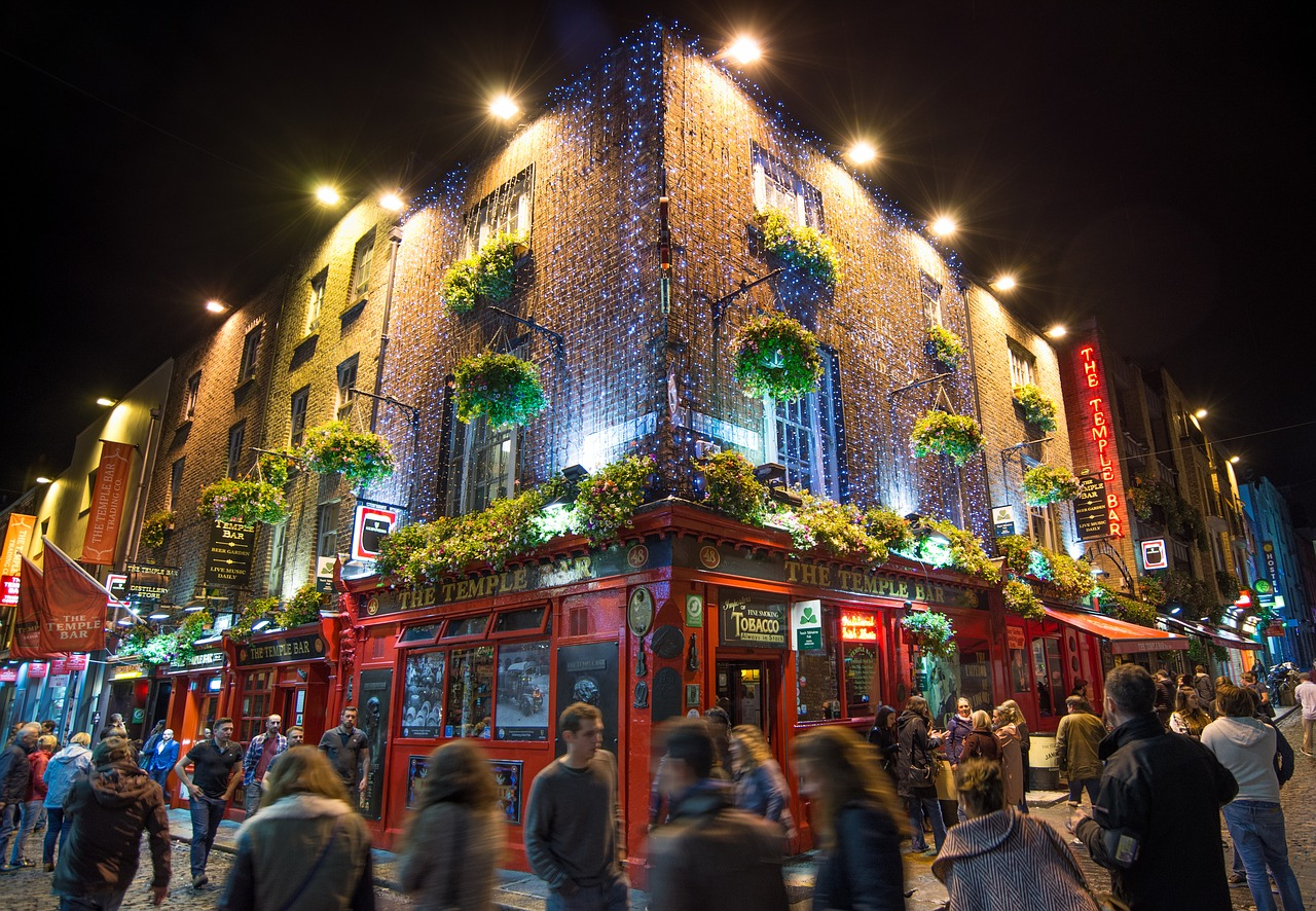 Temple Bar | Small Group Tours Ireland