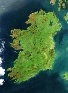 Ireland NASA Satelitte
