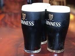 Pints of Guinness