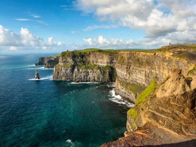 The Cliffs of Moher, Co.Clare | family vacations Ireland