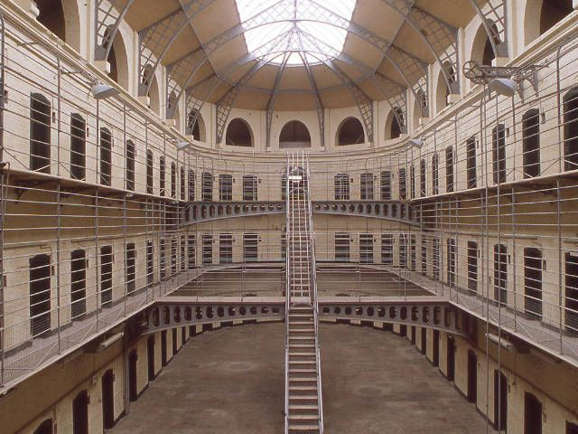 Inside Kilmainham Gaol | Private Vacations Ireland