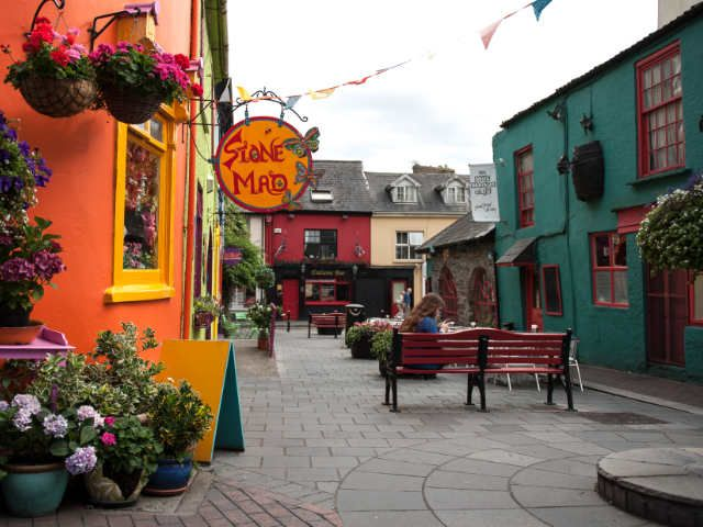 Kinsale town   Driver Guided Tours Ireland