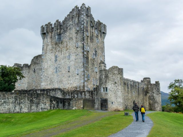 Ross Castle | small group tours Ireland