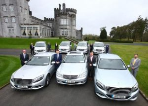 Luxury Chauffeur Tours Ireland