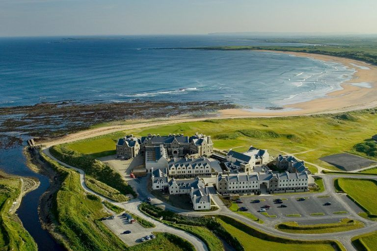 Trump Internation Hotel and Golf Course, Doonbeg | irish golf Vacation Packages