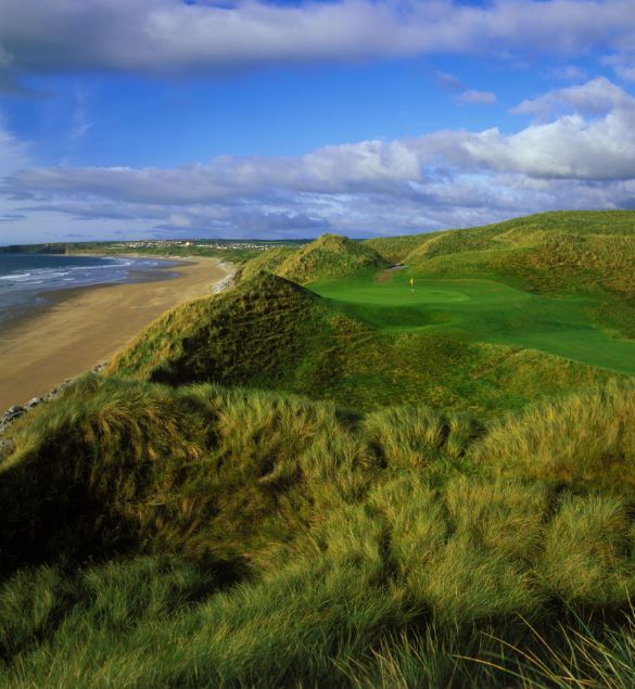 Ballybunion Golf Course | private golf tours of Ireland