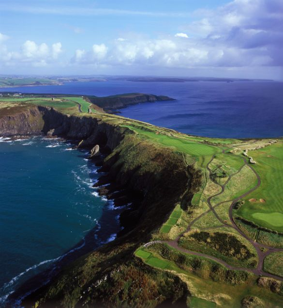 Old Head Golf Course | Ireland Luxury Golf Tours