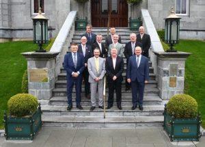 The team at Executive Tours Ireland