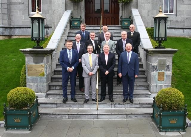 The team at Executive Tours Ireland