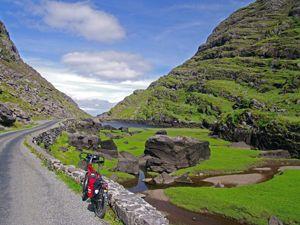 Gap Of Dunloe | family vacations Ireland