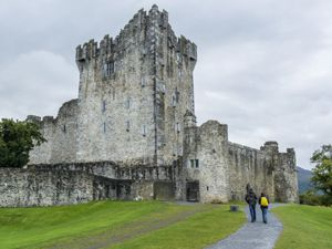 Ross Castle | Luxury Small Group Tours of Ireland
