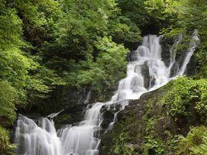 Torc Waterfall | Luxury family tours Ireland
